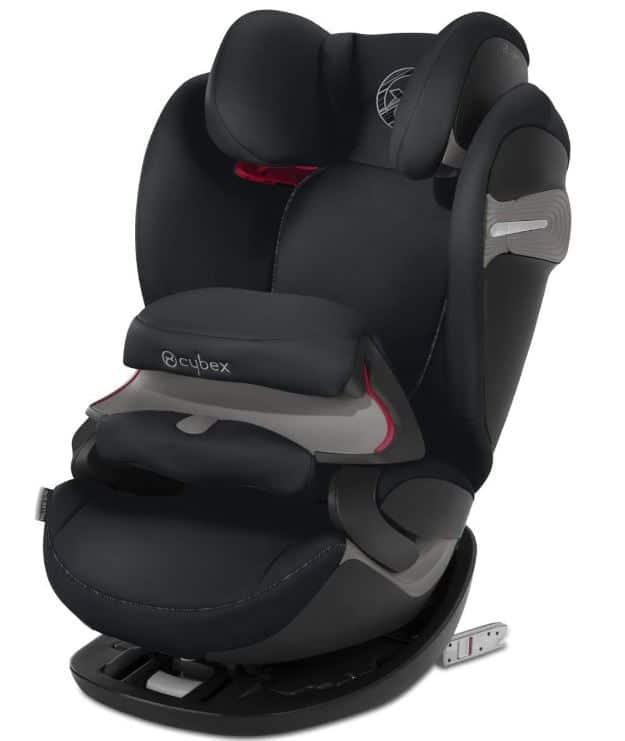 grupo 1 2 3 silla de coche