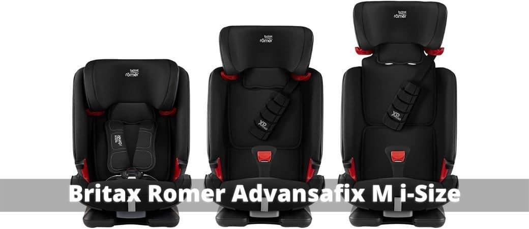 Britax Romer Advansafix M i-Size